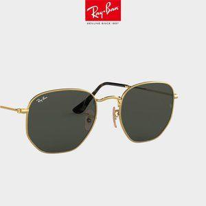 Ray-ban 3548 Hexagonal pilot sunglasses 51mm